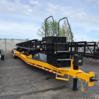 42/44 MTI Catamaran Heritage Tilt Trailer — New