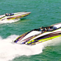 Key West Beauties: Twin 48- and 34-Foot MTIs in Action
