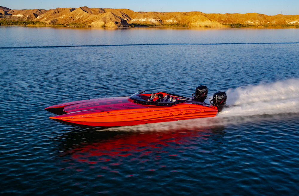 340x Outboard Rp Boat