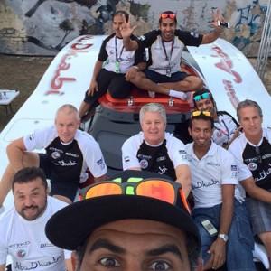 Ride of a Lifetime — Abu Dhabi MTI in Terracina, Italy