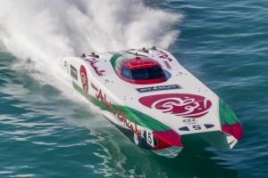 Team Abu Dhabi Shooting To Make History