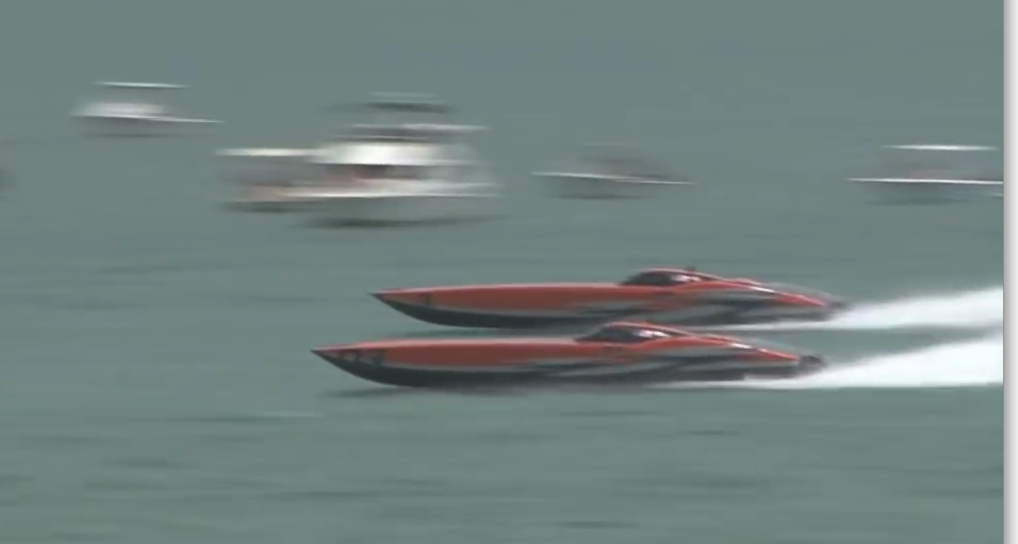 CMS Featured in Super Boat Marathon Race Video