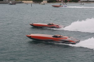 CMS Offshore Racing MTI Catamarans Take 1st, 2nd at Key West Worlds