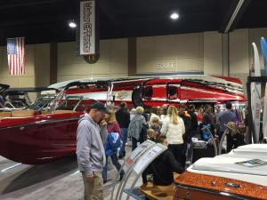 MTIs On Display at Overland Park Boat Show