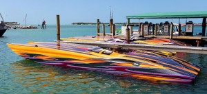 Speed on the Water Showcases MTI's Colorful Crusade