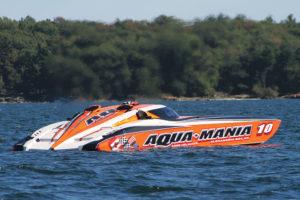 G3 Race Team Built 52' MTI Catamaran For Going The Distance Poker Run
