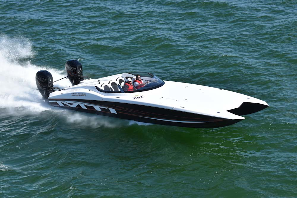About MTI Boats | High Performance Boating Manufacturer, Custom Boats