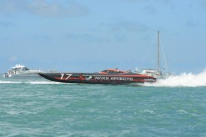 MTI Race Boat Gears Up To Take Thunder on Cocoa Beach 2018