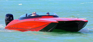 Going To Sport Catamaran Heaven — Featuring Mercury Racing