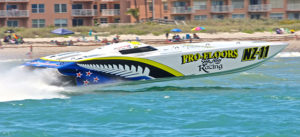 Pro-Floors Wins 1st Place in Super Cat Race at Cocoa Beach
