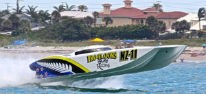 MTI Supercats Win 2nd and 3rd Place at Sarasota Powerboat Grand Prix