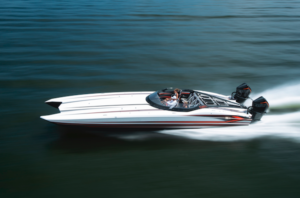 MTI at the 2021 Florida Powerboat Club Boat Show