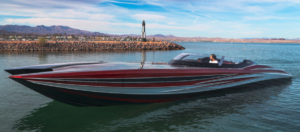 Gonzales Excited To Show Off 43-Foot RedRum MTI In Arizona