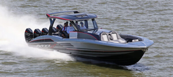 MTI-V 50 Center Console At 18 Orders—And Counting