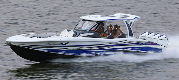 Industry Reaction Mixed To New APBA Center Console Class
