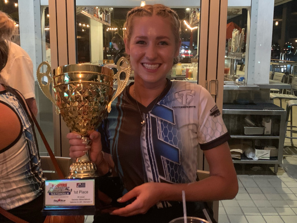 Scism & Tomlinson Win Clearwater Nationals